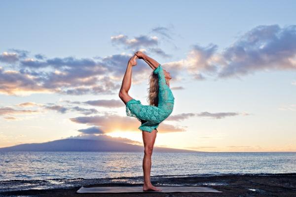 Искривление позвоночника в грудном отделе йога